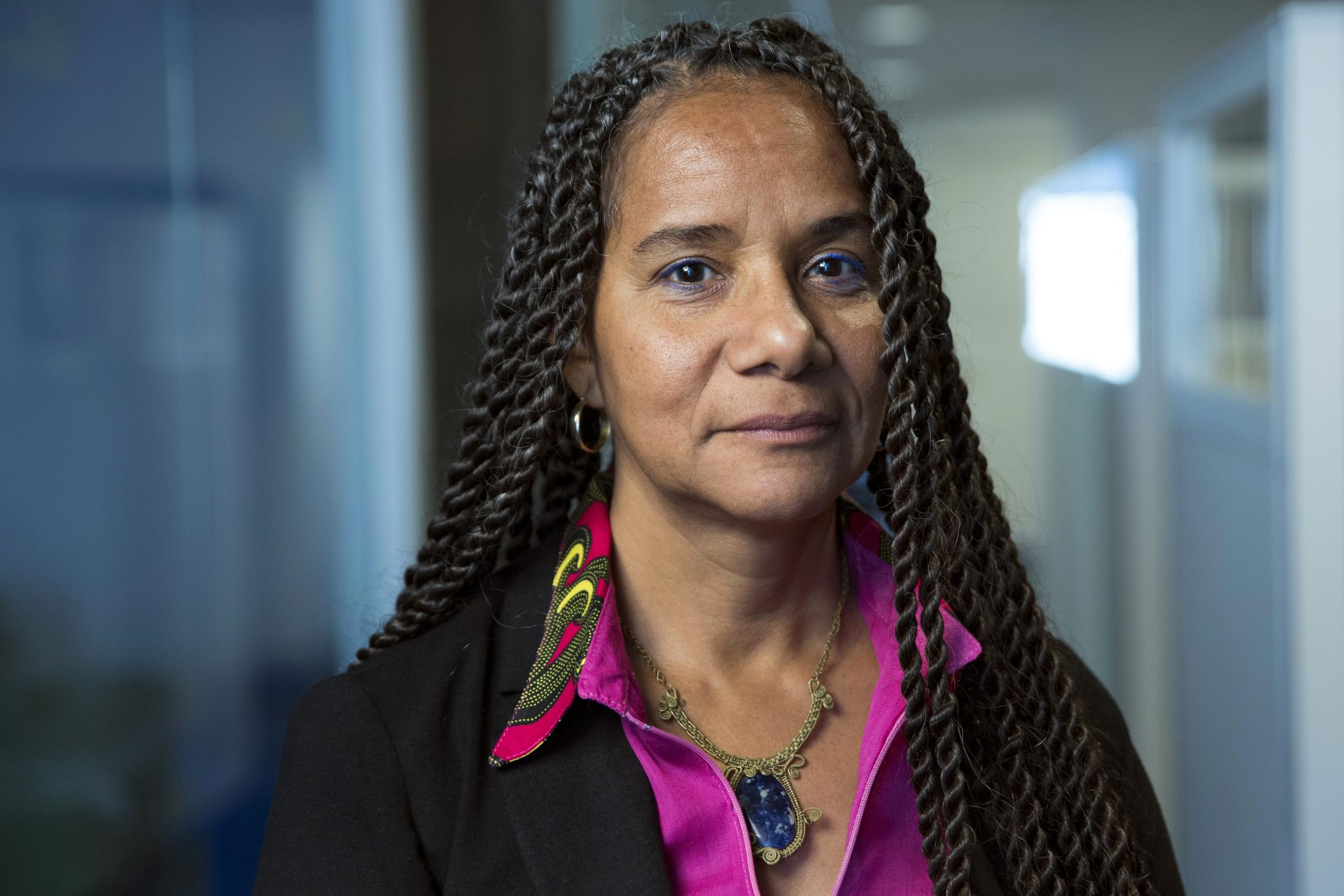"""From where I stand: Afro-descendent women of Colombia rise for justice"" – Charo Mina-Rojas Interview with UN Women"