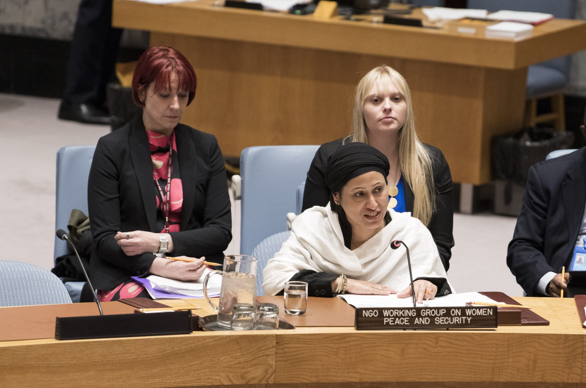Statement by Ms. Razia Sultana at UN Security Council Open Debate on Sexual Violence in Conflict