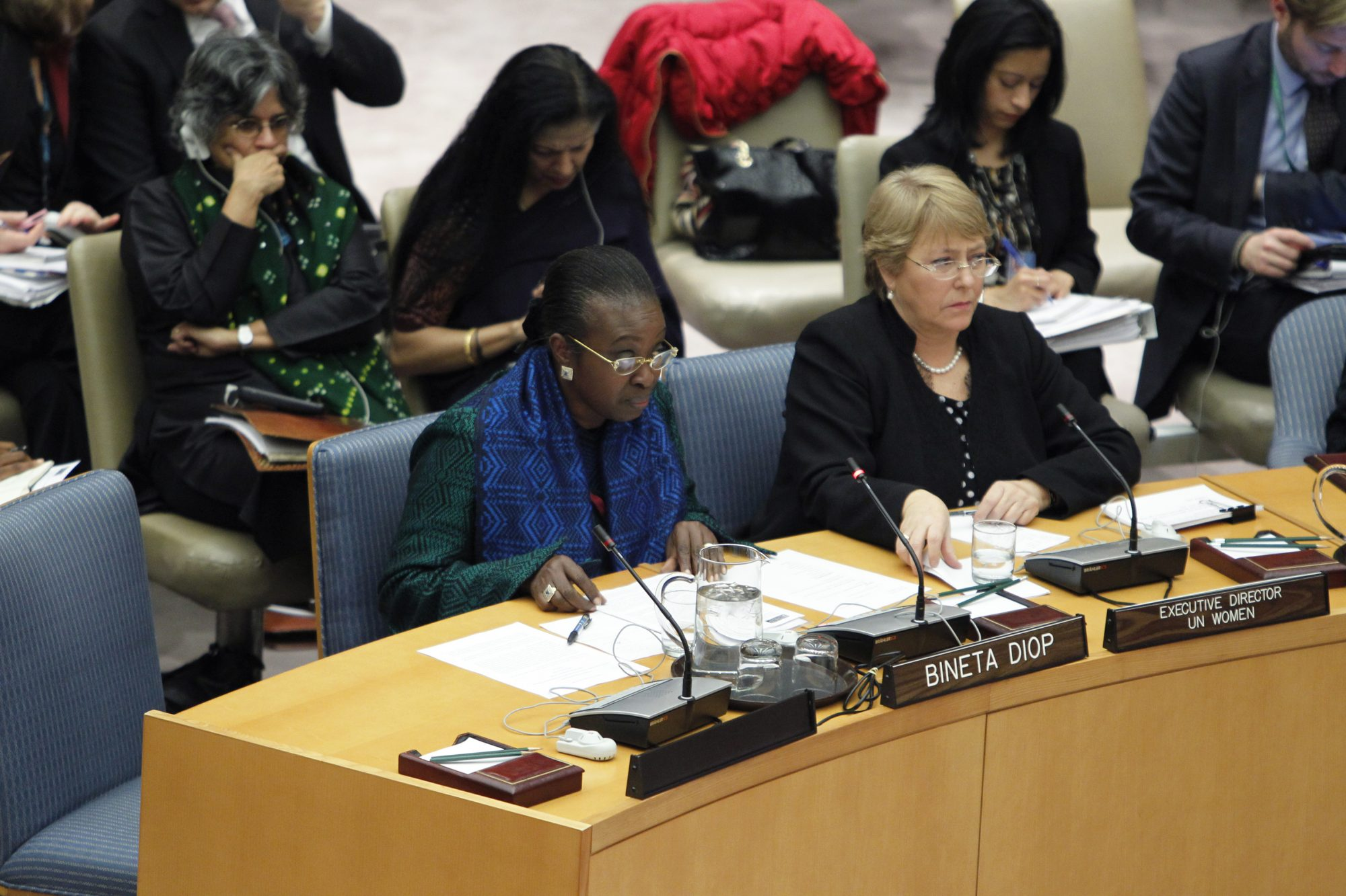 Statement by Ms. Bineta Diop at UN Security Council Open Debate on Women, Peace and Security