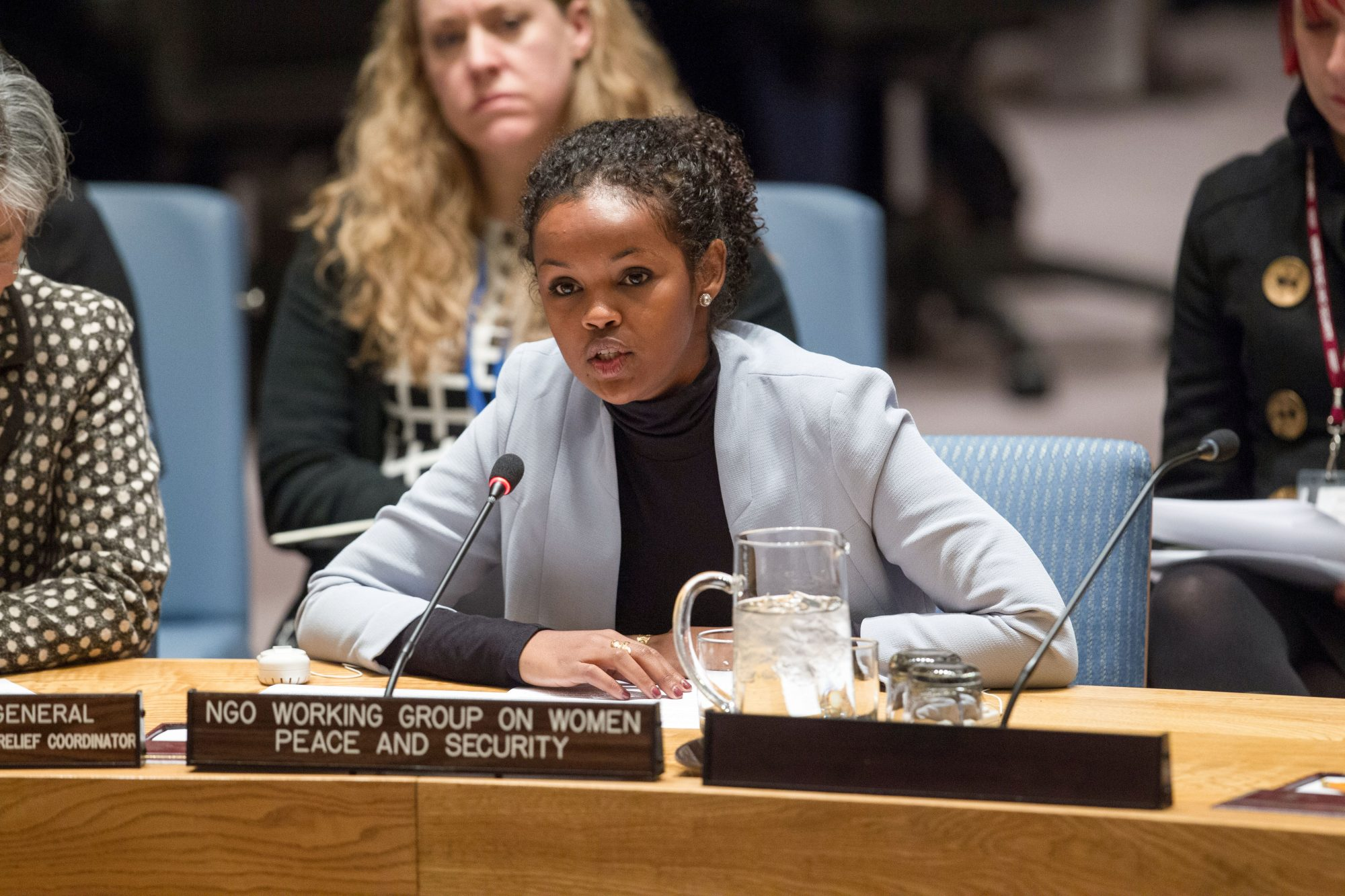 Statement at the UN Security Council Open Debate on Protection of Civilians in Armed Conflict, January 2015