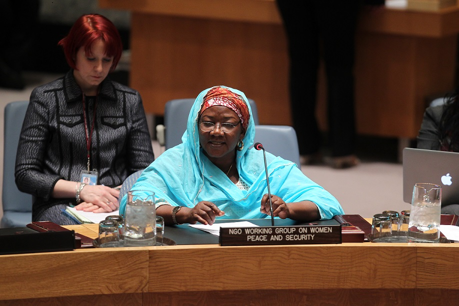 Statement at the UN Security Council Open Debate on Sexual Violence in Conflict, April 2015