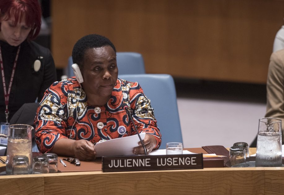 Statement at the UN Security Council Open Debate on Women, Peace and Security, October 2015