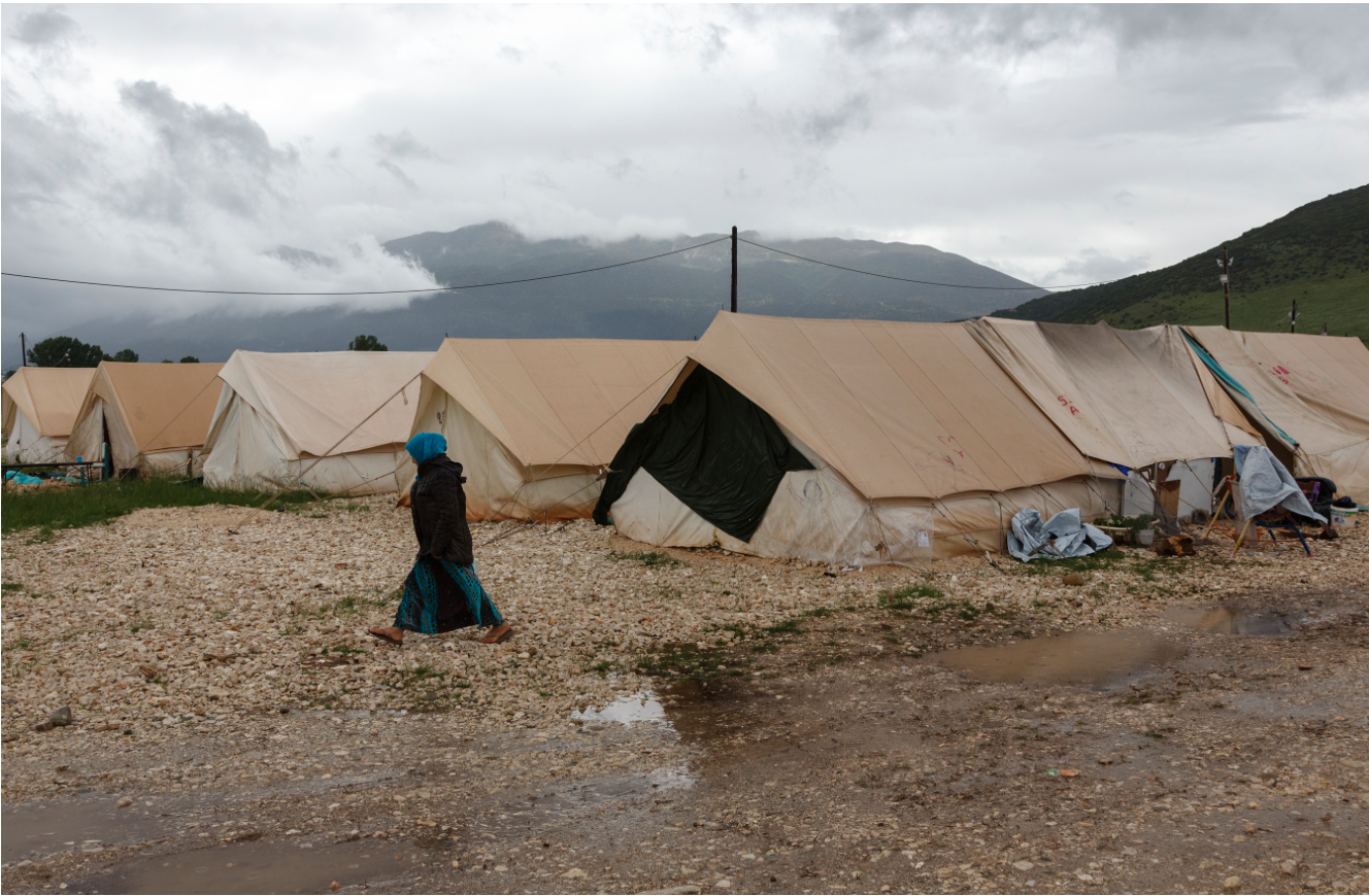 Gender analysis: The situation of refugees and migrants in Greece