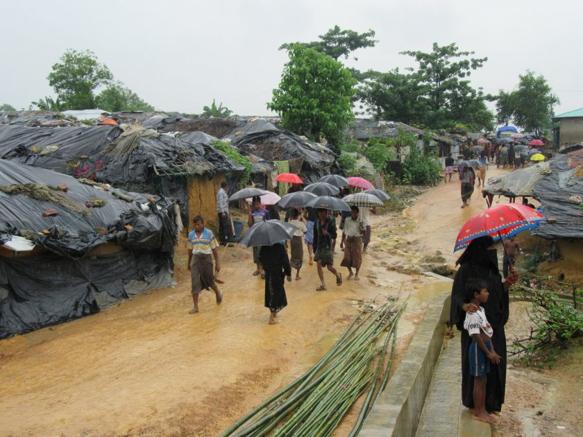 Aid Restrictions Endangering Rohingya Ahead of Monsoons in Bangladesh