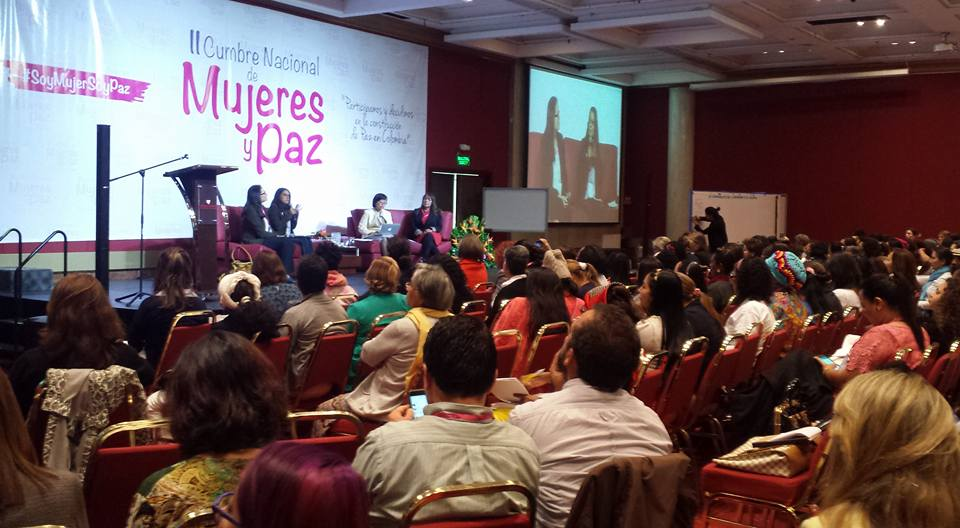 National Summit of Women and Peace Statement on the Revised Peace Agreement in Colombia